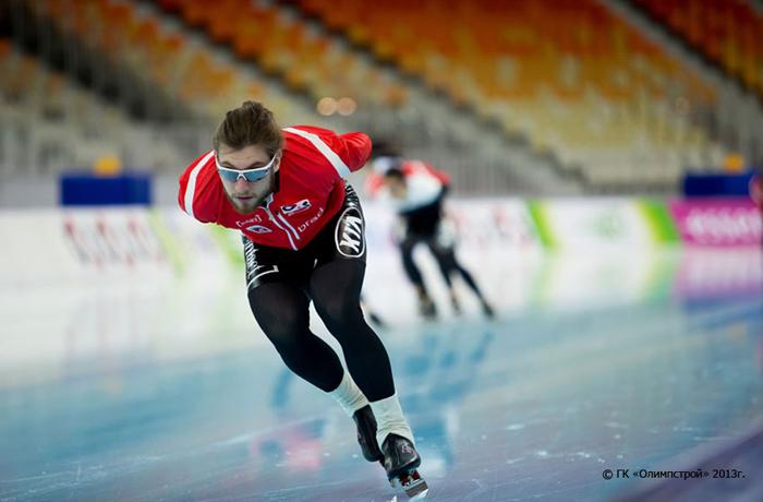 В Вологде пройдет этап Первенства России по конькобежному спорту