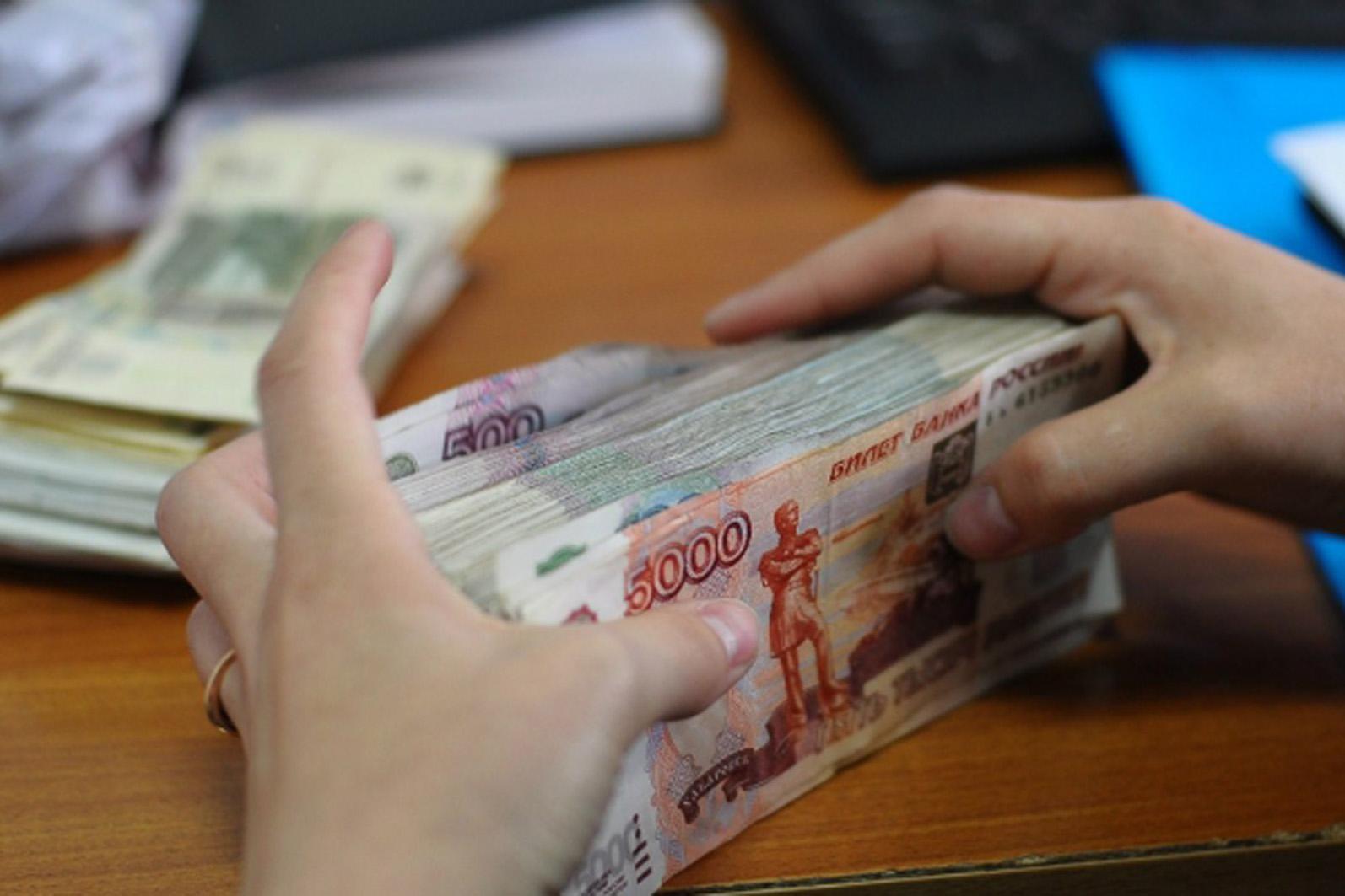 В Нюксенском районе почтальон украла 140 тысяч рублей, выданные ей для выплаты пенсий