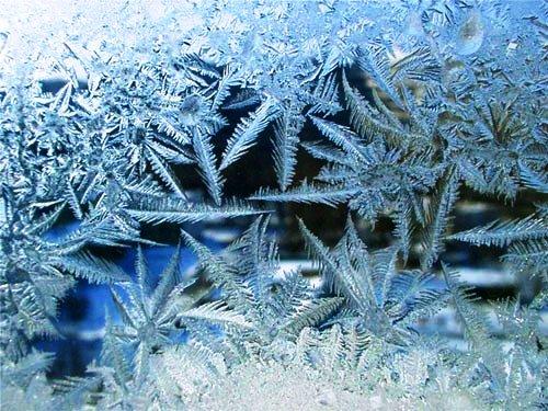 Новогодняя ночь в Вологодской области будет морозной