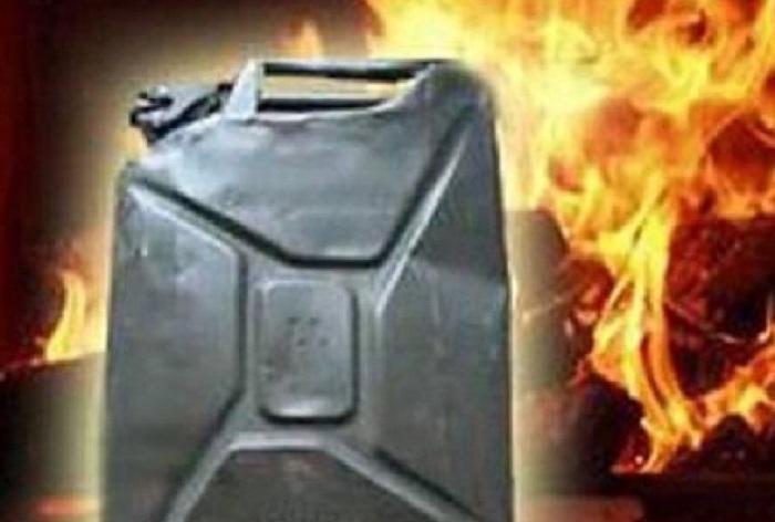 Пенсионер поджёг полицейского в Вологодской области