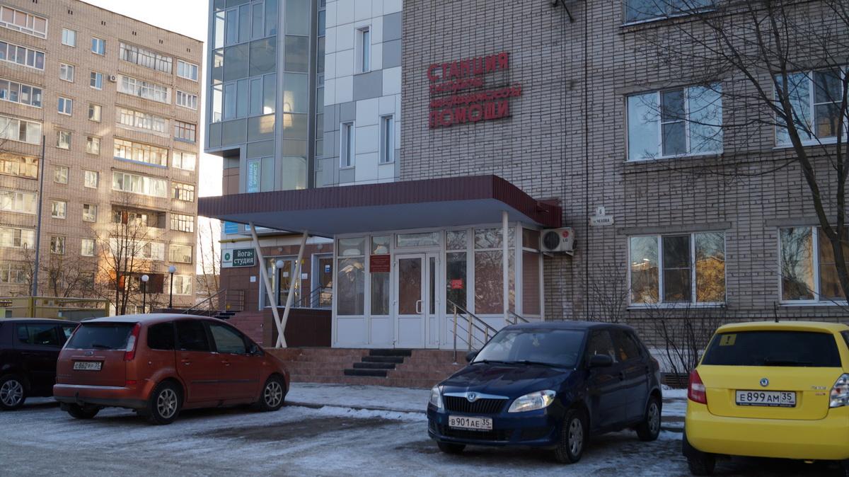 Новые машины скорой помощи в Вологде прошли испытание холодами