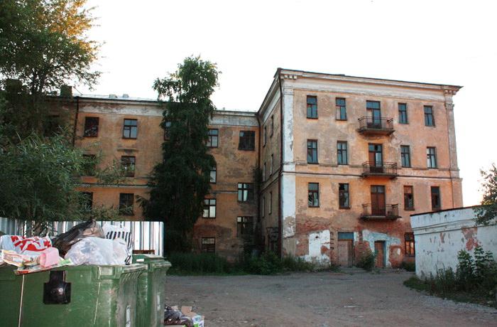 В Вологде нашли инвесторов на заброшенный дом и памятник архитектуры