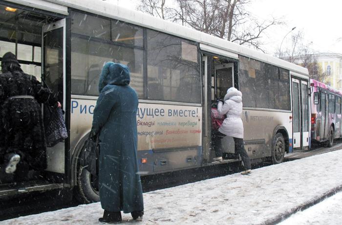 Ведущую роль на рынке пассажирских перевозок в Вологде отдадут ПАТП-1