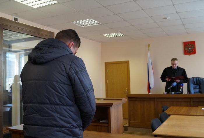 Бывшего полицейского-взяточника в Вологде приговорили к 2,5 годам лишения свободы