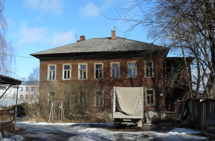 В Вологде «Дом Романова» официально стал памятником