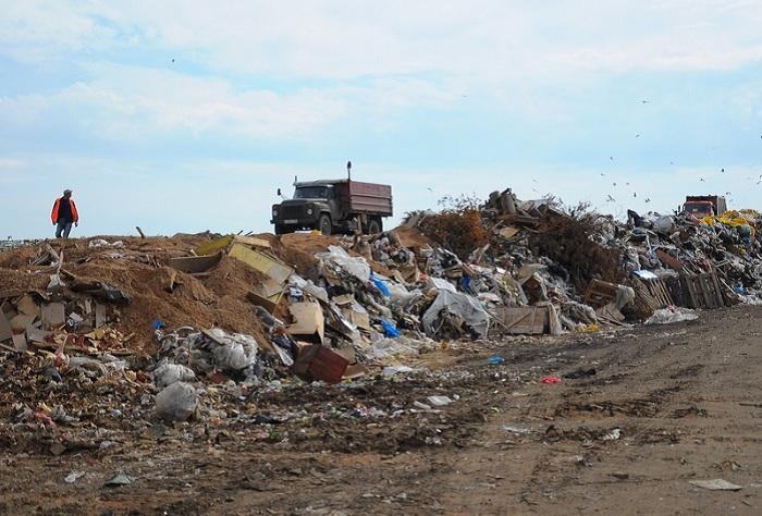 В Вологде не знают, куда девать твердые бытовые отходы