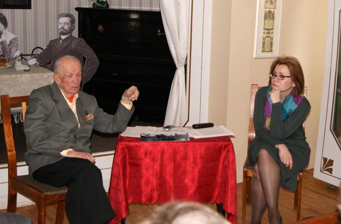 Вологду посетил потомок первого русского посла в Англии Осипа Непеи