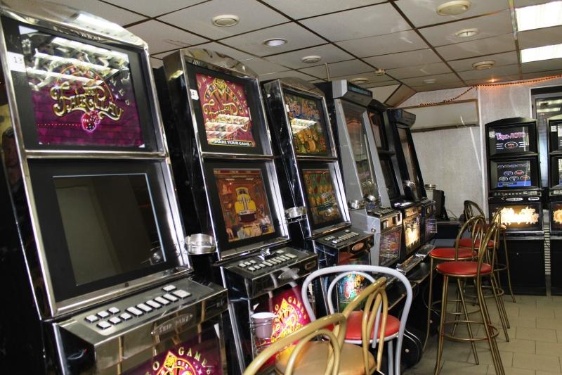 299 игровых автоматов изъяли в Череповце
