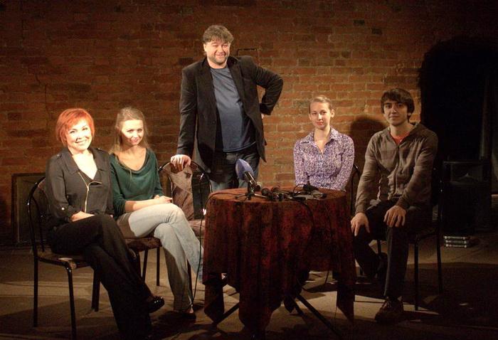 В спектакле Камерного театра в Вологде Толстого, Тургенева и Чехова объединит Шекспир