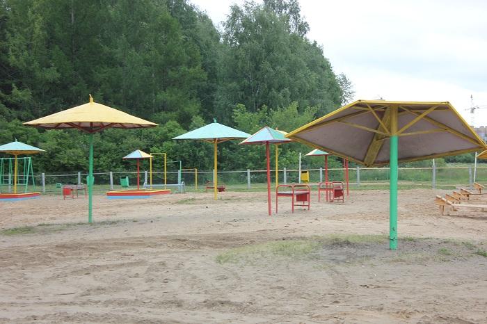 Городской пляж в Вологде открыт, но купаться в реке не рекомендуется