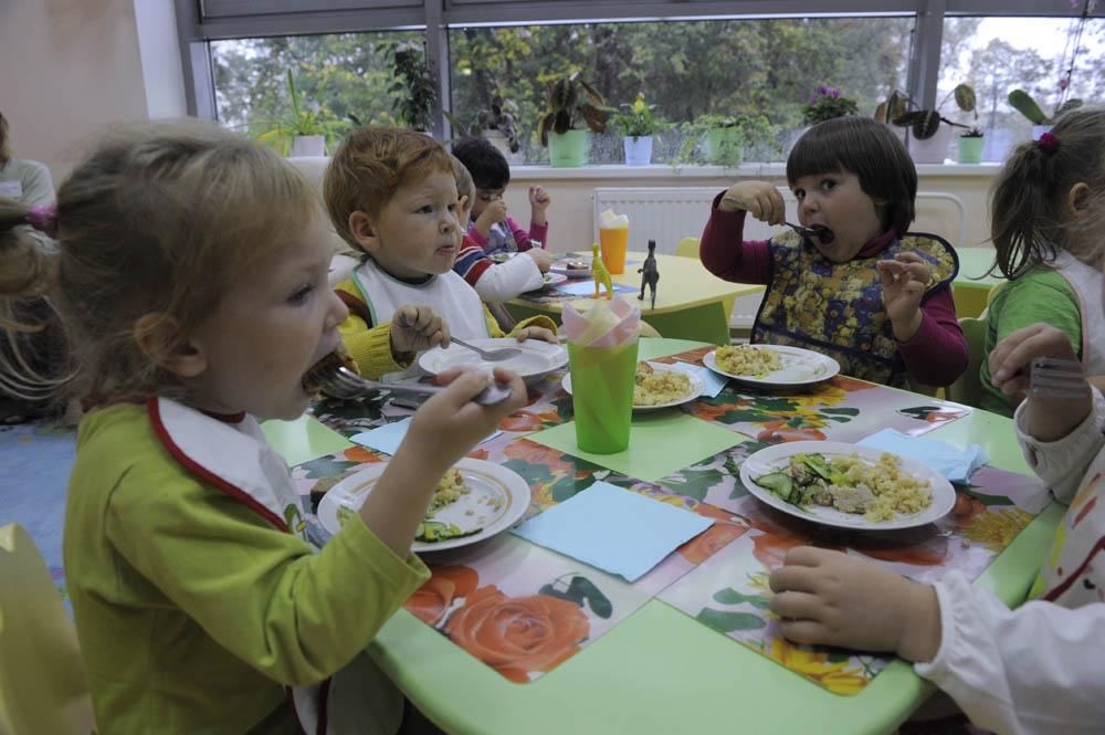 Еда детский сад фото