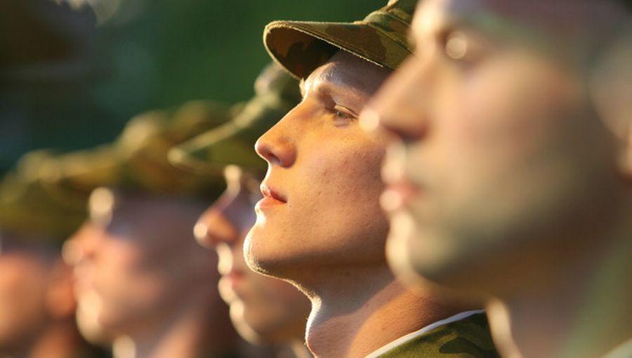 Уклонистов от армии в Вологодской области стало меньше
