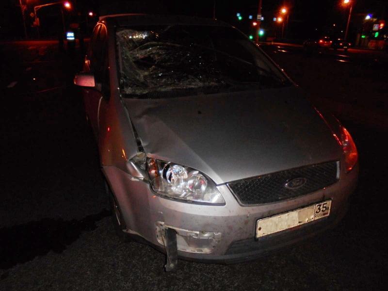 18-летний череповчанин, нарушивший ПДД, погиб под машиной