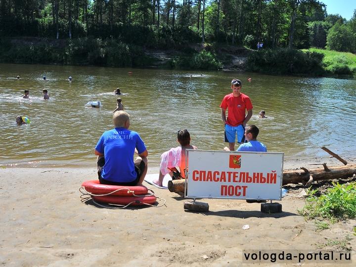 Два 6-летних ребенка едва не утонули в Вологде