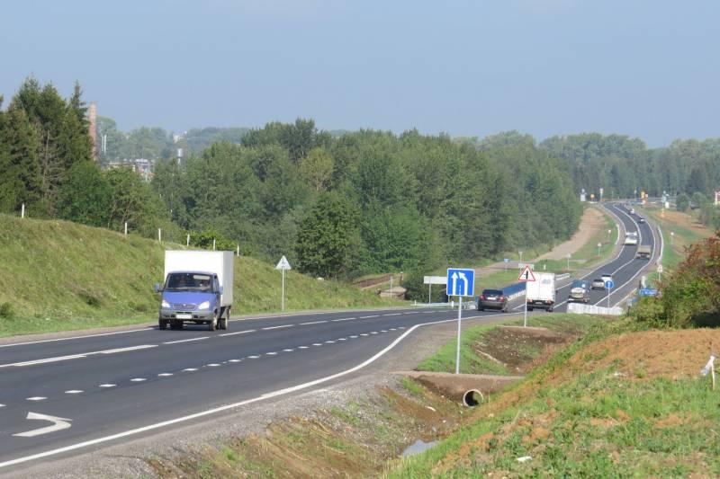 Часть трассы федеральной дороги Вологда-Медвежьегорск пойдет в обход Вытегры