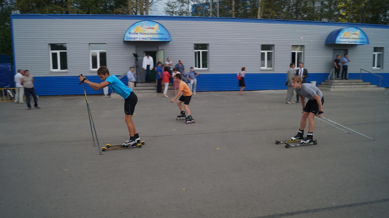 Стадион «Локомотив» в Вологде хотят сделать межрегиональным центром конькобежного спорта