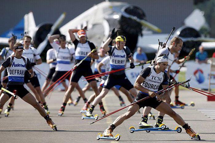 Сезон «большого биатлона» стартует в России