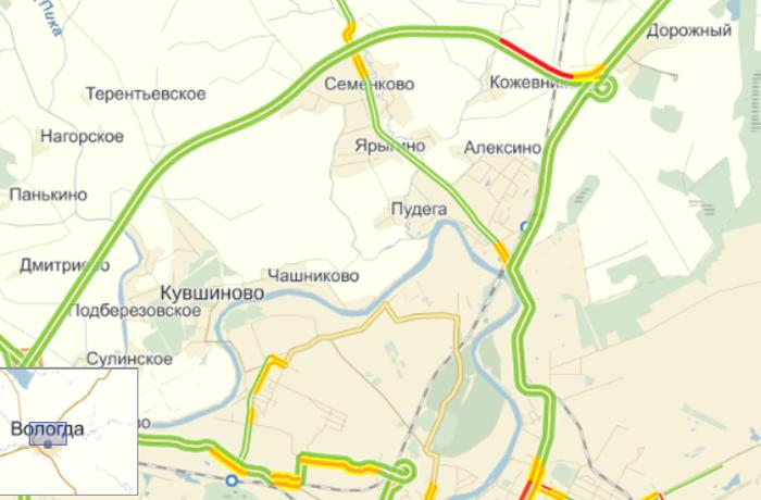 Лобовое столкновение на обходе Вологды: один человек погиб, среди пострадавших - ребенок