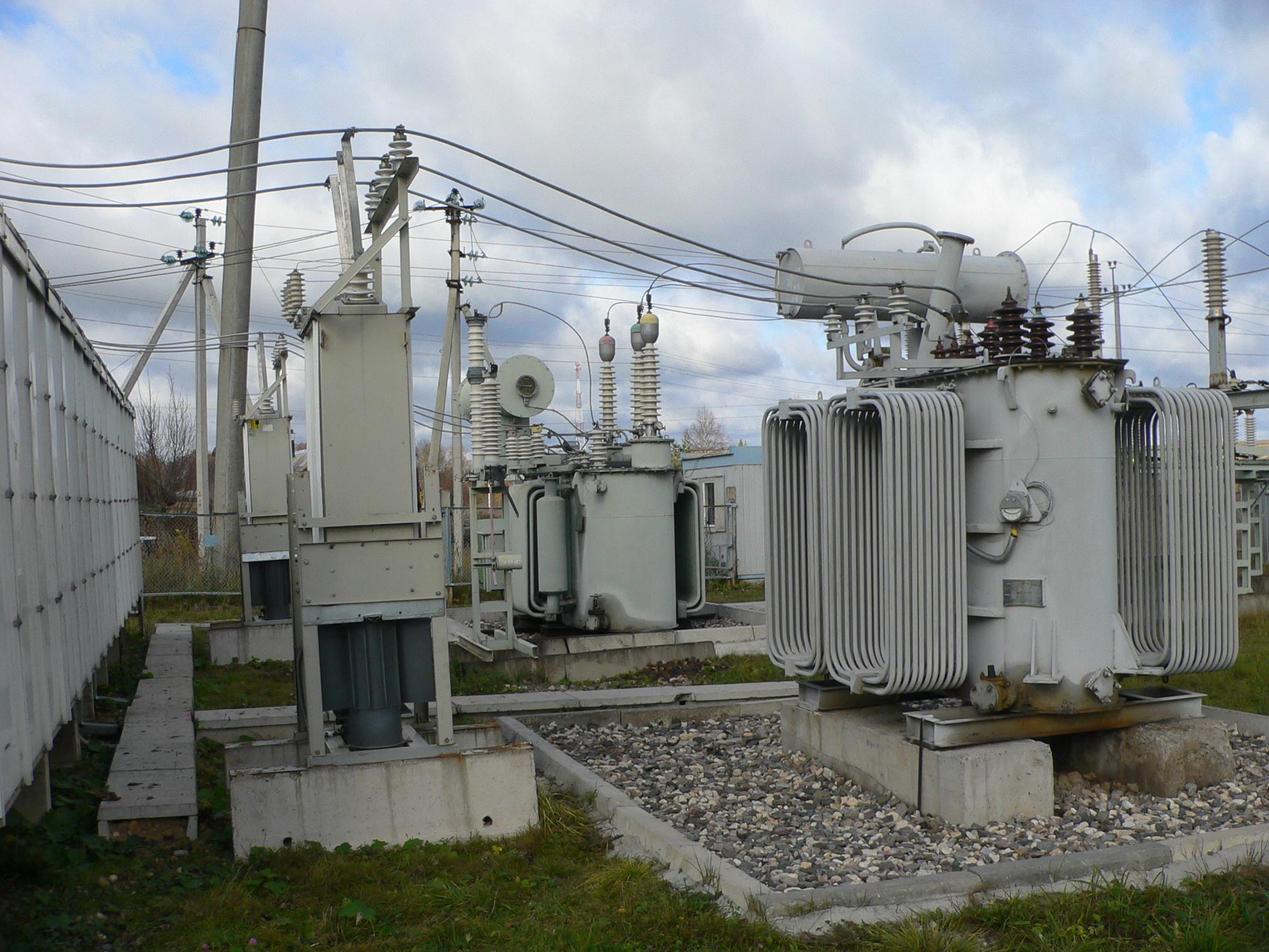 «Вологдаэнерго» завершил реконструкцию подстанции 110 кВ «Ананьино» для подключения «Вологодского мороженого»