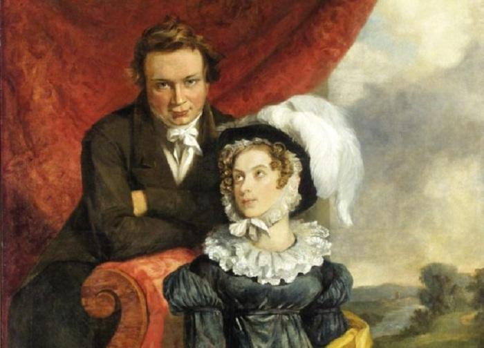 Купленные на аукционе в Вене портреты Межаковых подарят вологодскому музею