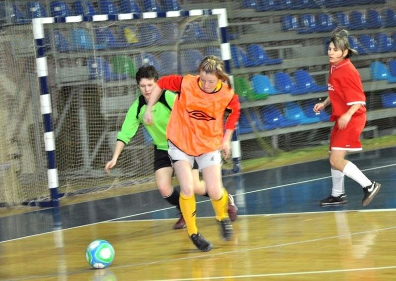 Вологжанки впервые сыграют во второй лиге Первенства России по футболу