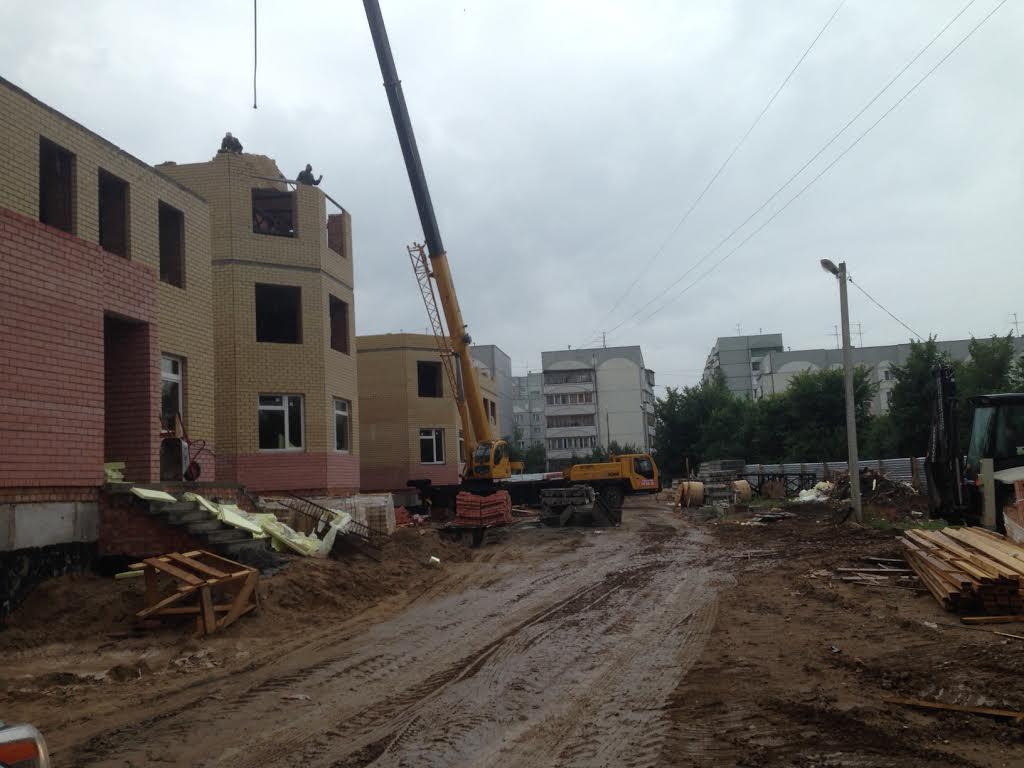 На строительство детсада на улице Преминина в Вологде дополнительно выделили почти 150 миллионов рублей