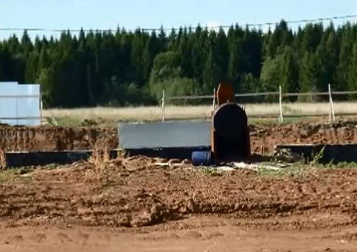 Вологжане сняли видеоролик о срыве сроков строительства комбината «Вологодская ягода» в Красавино