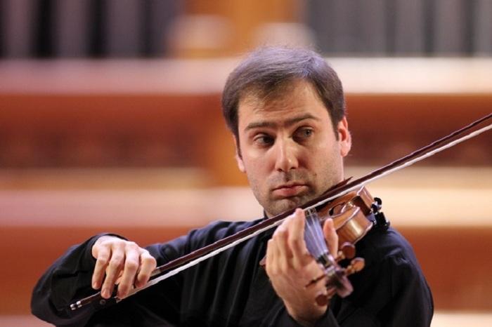Дмитрий Коган сыграет для вологжан на скрипке 17 века