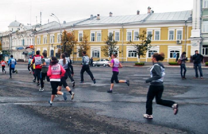 21 сентября в Вологде пройдет забег «Кросса наций»