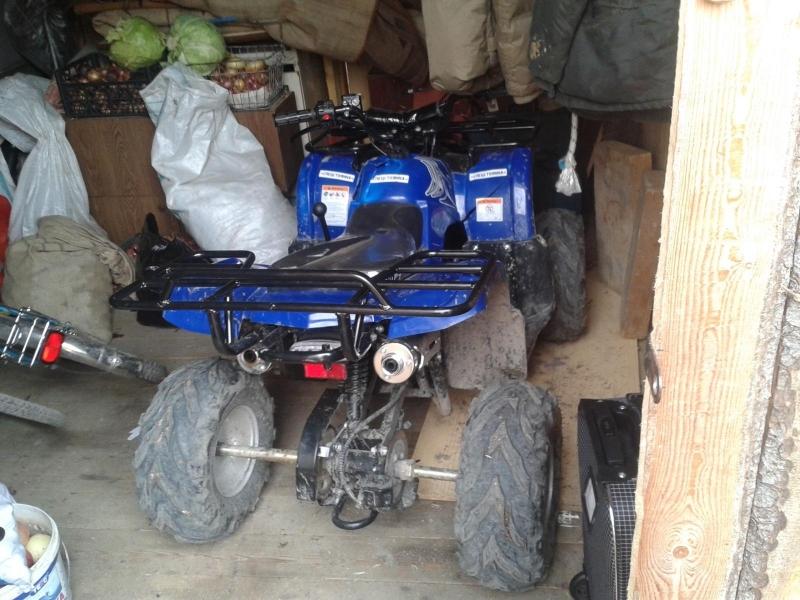 Девочка, сбитая квадроциклом в Соколе, скончалась в больнице