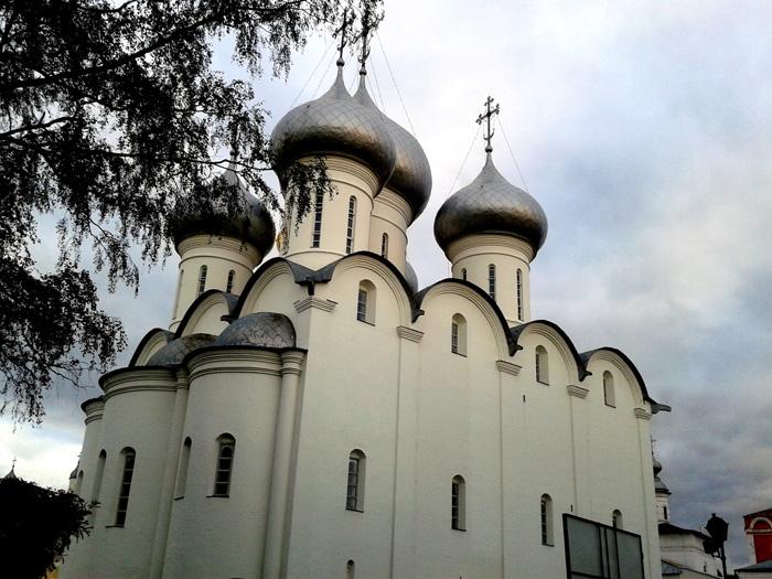 Кафедральным собором Вологды стал Софийский