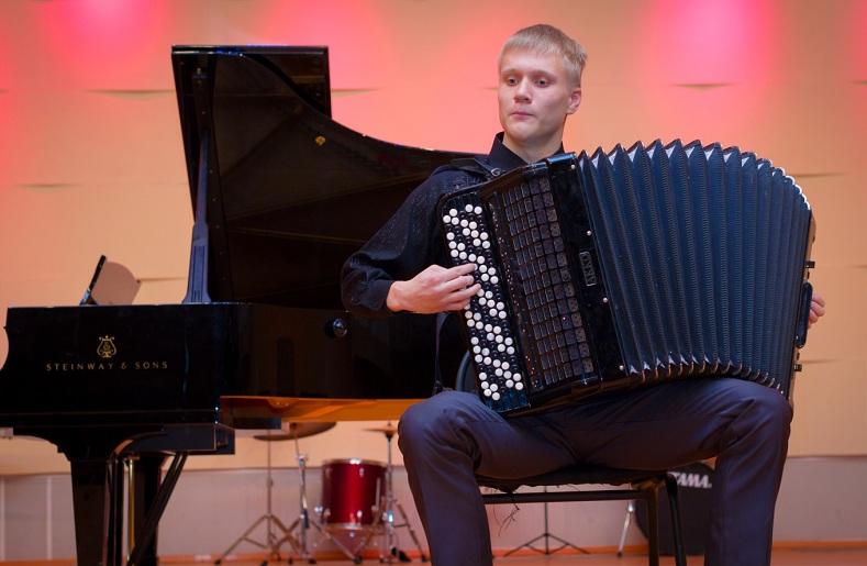 Вологодский баянист стал чемпионом мира среди юниоров в Зальцбурге