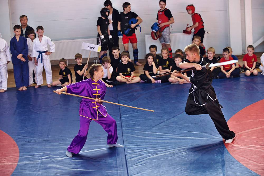 В Вологде пройдет Фестиваль боевых искусств