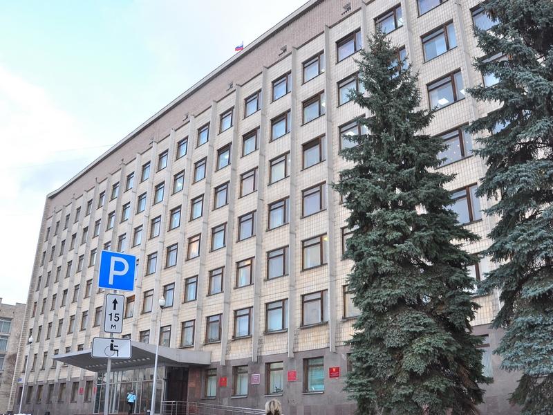 Здание заксобрания Вологодской области передано в региональную собственность