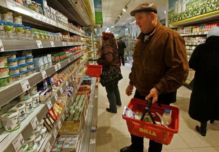 Многие продукты в вологодских магазинах в 2014 году подорожали на 10-30%