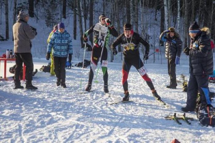 Череповецкие  лыжники стали победителями Всероссийских соревнований по спортивному ориентированию