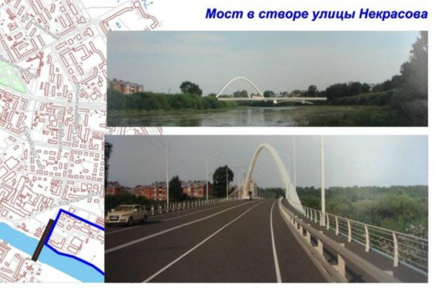Строительство Некрасовского моста в Вологде опять перенесли: теперь на неопределённый срок