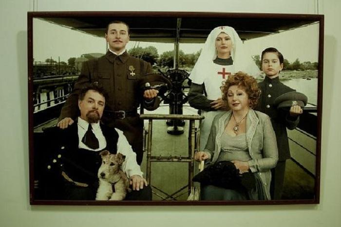 Вологжанам предложат угадать, кто изображен на фотопортретах Екатерины Рождественской