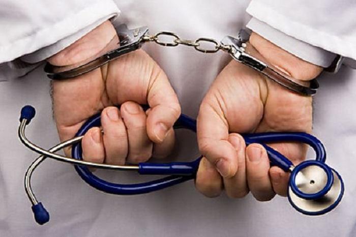 Задержан врач Вологодской областной больницы: он был под кайфом и с наркотиками