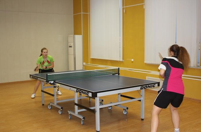 Чемпионат области по настольному теннису пройдет в Вологде