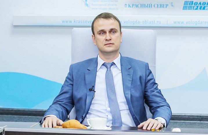 Заместитель губернатора Николай Гуслинский  ушел в отставку