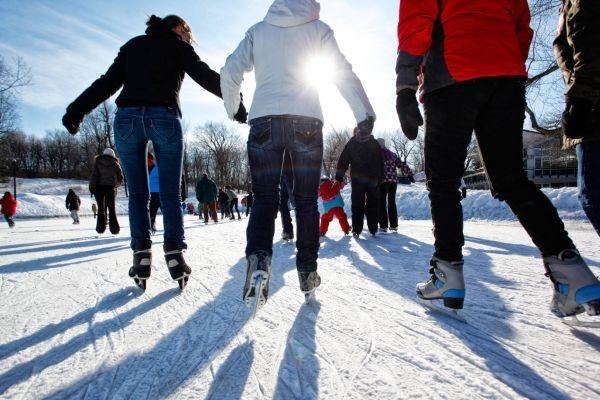 Ледовая дорожка на «Локомотиве» будет работать почти все новогодние каникулы