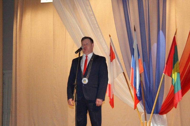 Главой Никольского района в третий раз переизбрали Вячеслава Панова