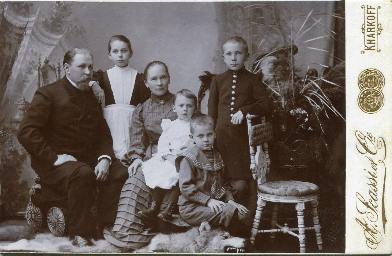 100-летние фото из семейных альбомов дополнили историю Вологды