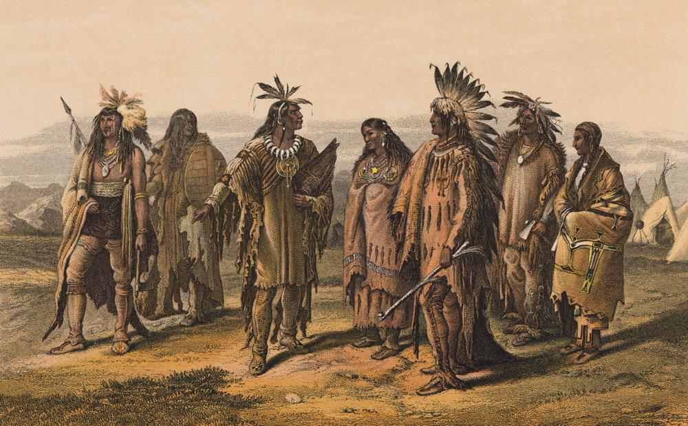 картинки про индейцев южной америки приготовления
