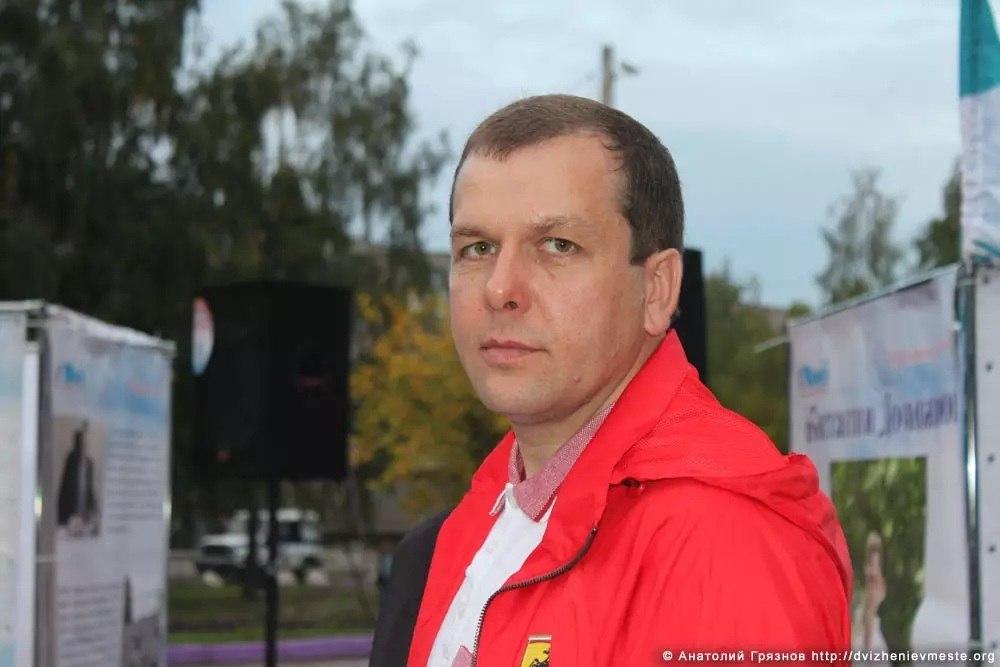 В Вологде завели уголовное дело на оппозиционного политика