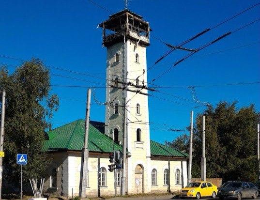 В Вологде продали пожарную каланчу