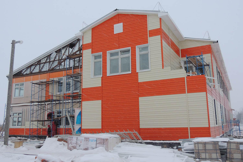 Детский сад в Марфино не успели достроить до 31 декабря
