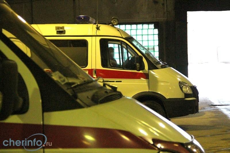 В Череповце пьяный подросток избил врача скорой помощи