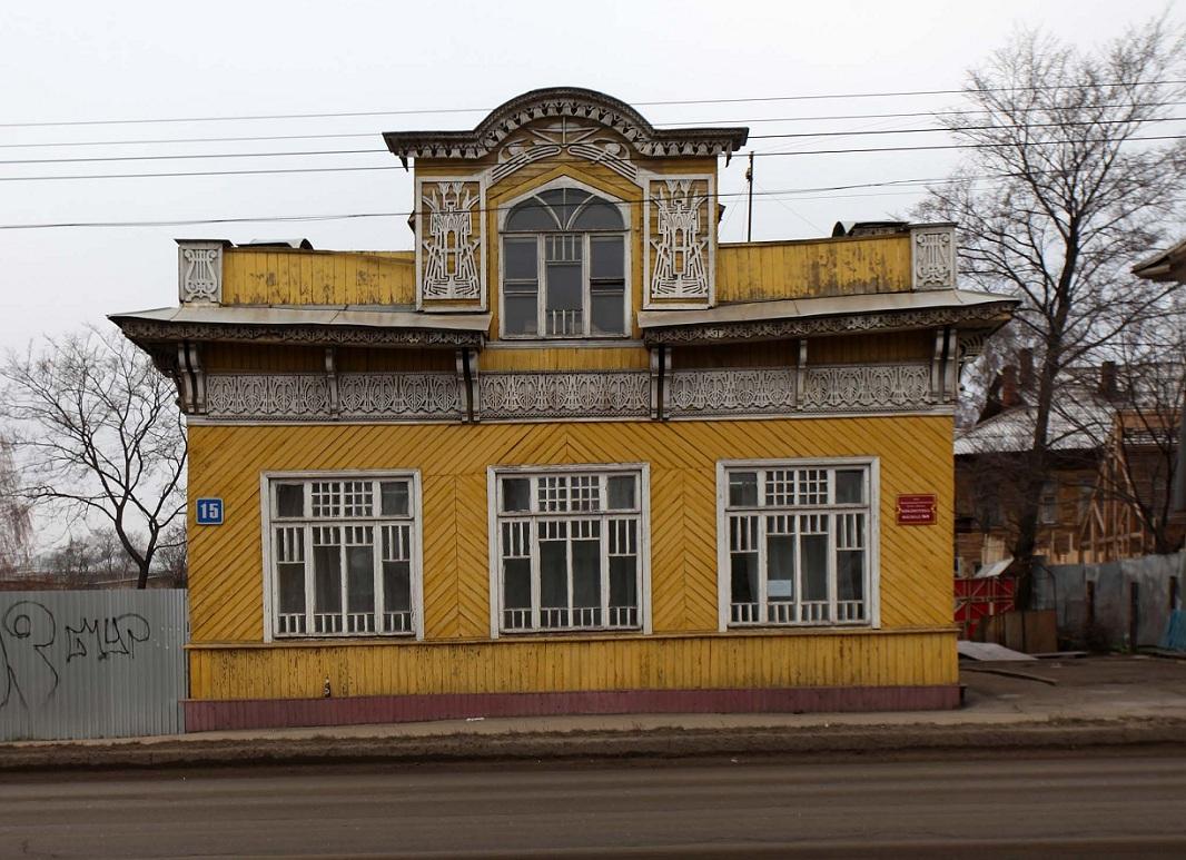 В здании закрытой детской библиотеки в Вологде появится... резиденция вологодских писателей
